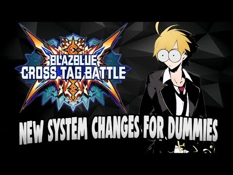 BBTAG New System Mechanic Changes For Dummies
