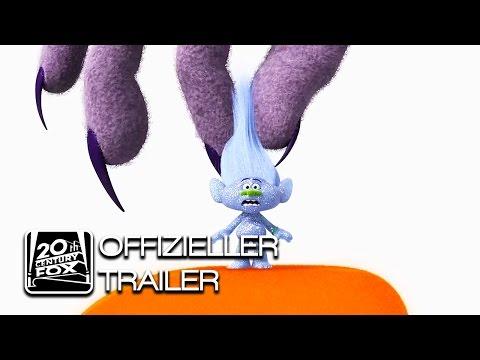 Trolls | Teaser Trailer DreamWorks 2016