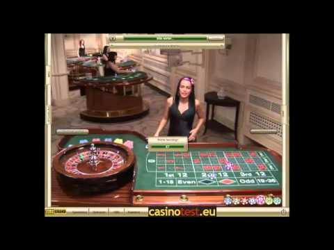 Live Dealer Roulette Video