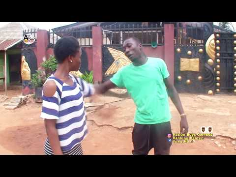 Akpan and Oduma - Disciplinarian Part Two 😂😂 - Latest 2019 Nigerian Comedy (Waptv)