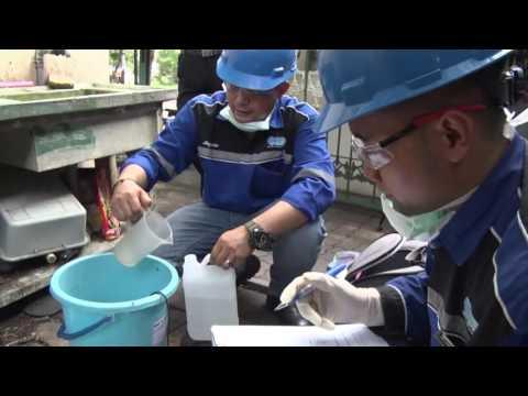 60 tahun PT. SUCOFINDO (Laboratorium Cabang Surabaya)