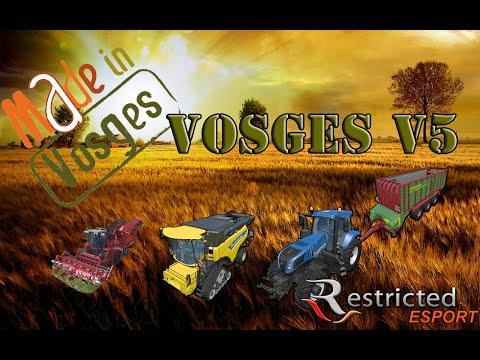 Vosges V5