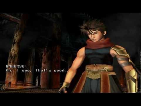 Bloody Roar 4 Stories - Bakuryu