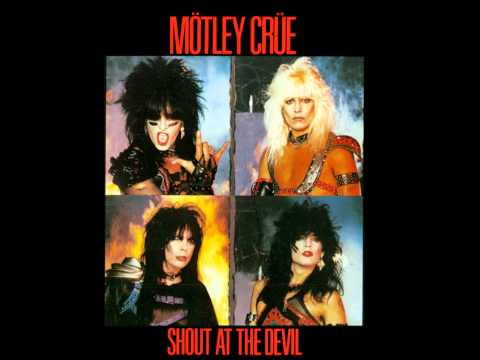 Mötley Crüe - Ten Seconds To Love (видео)