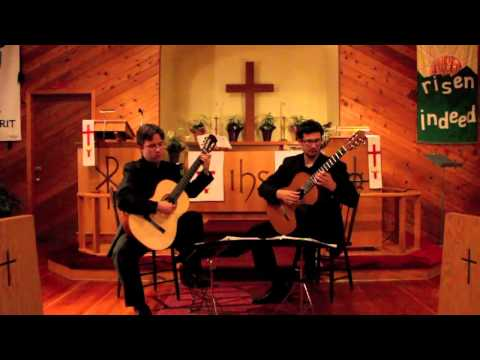 Quelus Guitar Duo Play Ponce