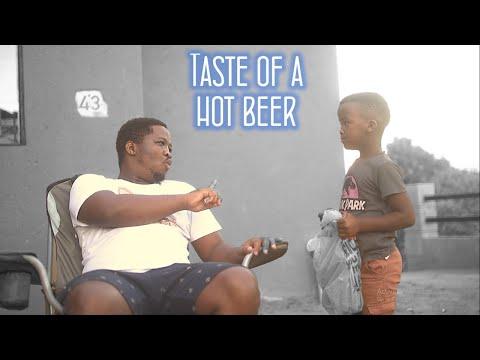 Luh & Uncle- taste of a hot beer