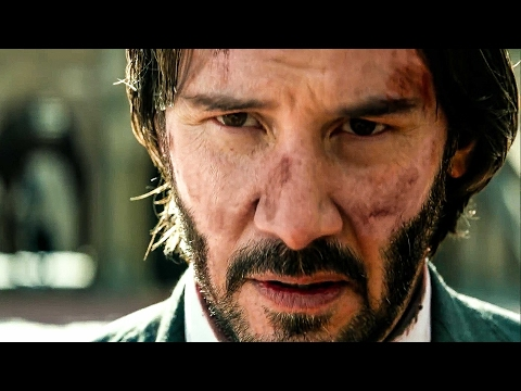 JOHN WICK: CHAPTER 2 All Trailer + Movie Clips (2017)
