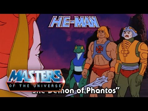 He-Man - She-Demon of Phantos - FULL episode