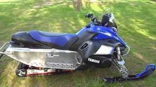 8. 2009 Yamaha FX Nytro