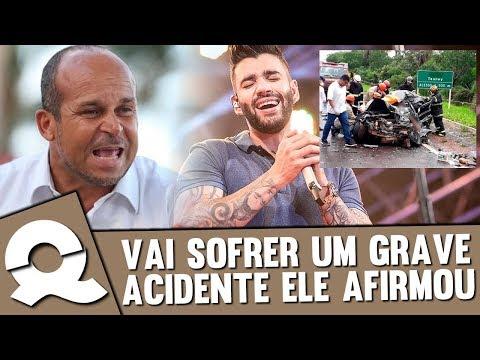 Vidente Carlinhos faz previsão de assustar para o cantor Gusttavo Lima, alerta pra ele!