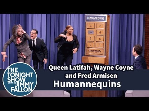 Download Humannequins with Queen Latifah, Wayne Coyne and Fred Armisen HD Mp4 3GP Video and MP3