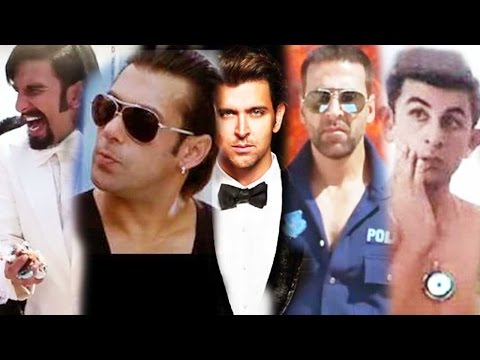 Salman Khan, Hrithik Roshan, Shah Rukh Khan, Ranbi