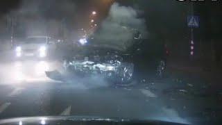 Dziwny wypadek w Chorzowie
