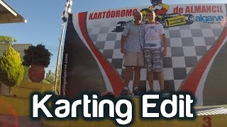 Almancil Portugal  city pictures gallery : Karting in Almancil, Portugal