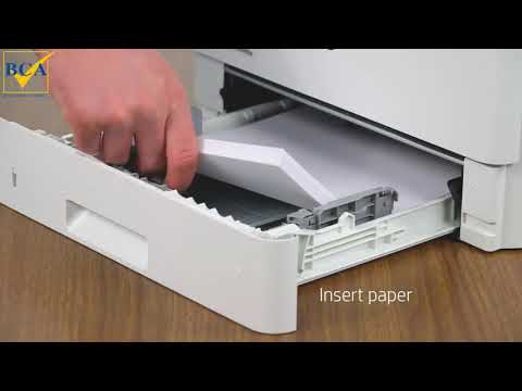 video huong dan lap dat may in hp laserjet m404dw
