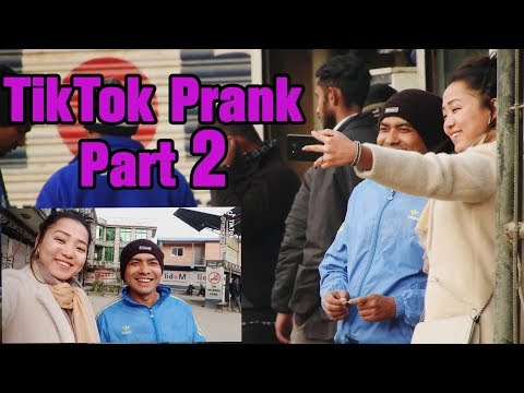 (TikTok Prank Part 2 - Duration: 10 minutes.)