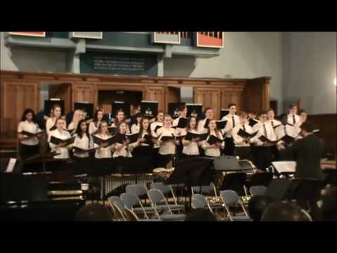 Cantate Domino - Chamber Choir (May Serenade 2017)