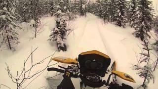7. Ski-Doo Mxz Renegade X 600 E-Tec 👌
