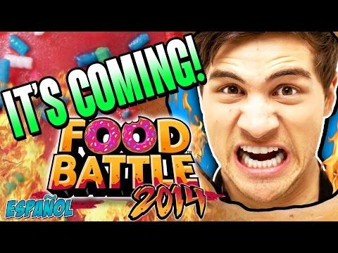 food - MIRA LOS VIDEOS Y VOTA: http://www.smosh.com/FoodVote2014 ¡Anthony necesita de tu ayuda para elegir una nueva comida favorita y enfrentarse a la dona rosada con chispitas de Ian! ----------------...