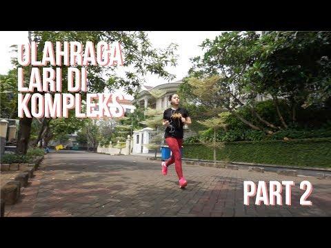 Olahraga Lari Keliling Kelapa Gading KURUS GUYS!!! GRATIS GUYS !!! Part 2
