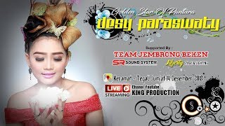 Video Live The Golden Star Of Pantura Desy Paraswaty Di Desa Larangan  Kramat Tegal MP3, 3GP, MP4, WEBM, AVI, FLV Desember 2018