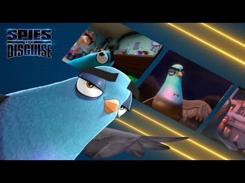 """Spies in Disguise 