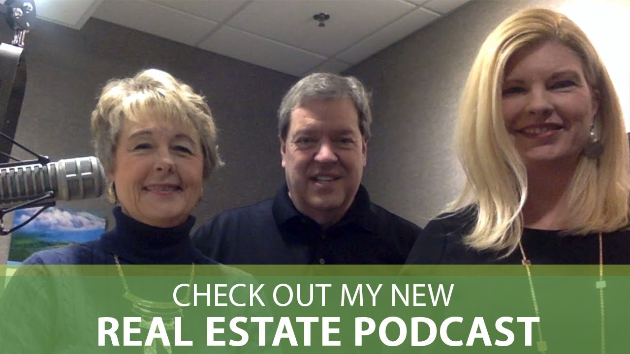 Everything You Need to Know About My New Real Estate Podcast