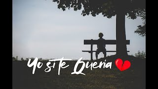💔 Yo Si Te Quería (bachata) 💔 Miguel Angel El Genio 2020 🔥