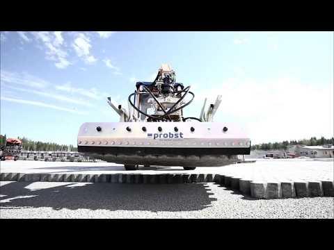 Robots VS Human: Modern Road Construction Mega...