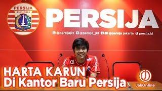 Harta Karun di Kantor Persija Jakarta