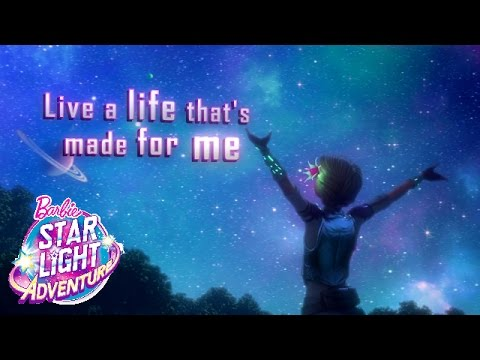 "Barbie ""Shooting Star"" Lyric Video 