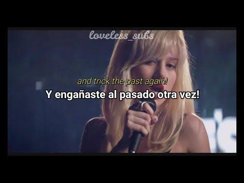 Brie Larson Vocal Version - Black Sheep (lyrics + sub.español)