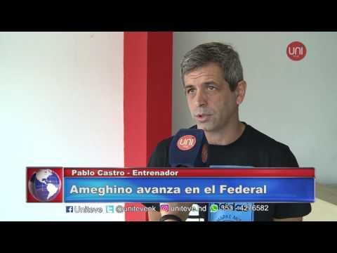Ameghino Avanza en ele Federal