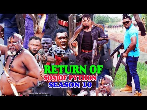 RETURN OF SON OF PYTHON SEASON 10- NIGERIAN MOVIES 2020 LATEST FULL  MOVIES