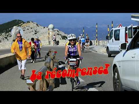 A l'assaut du Mont Ventoux  septembre 2016