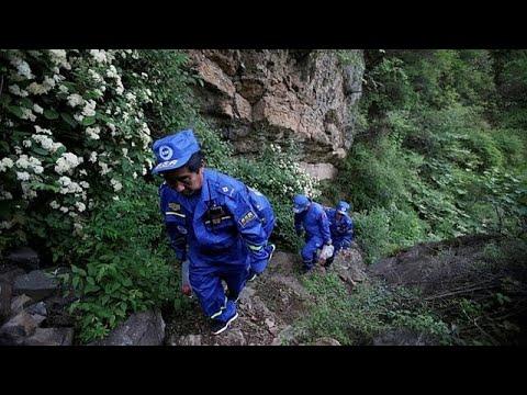 Κίνα: Πρωτοφανείς αμμοθύελλες σαρώνουν την επαρχία Γκανσού…