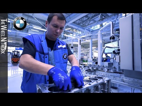 2019 BMW X3 M Engine Production (G01 / S58)