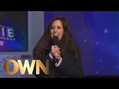Comedian Wendy Liebman Delivers the Laughs - The Rosie Show - Oprah Winfrey Network