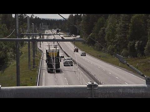 eHighway: Η νέα ηλεκτρονική λεωφόρος για τα φορτηγά – science