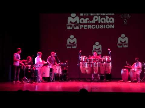 Daniel Mele and the Orquesta Amarilla9
