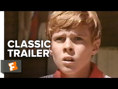 Zebra In The Kitchen (1965) Official Trailer - Animal Family Comedy Movie HD