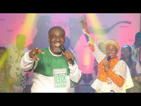 Psalmos Ministering along side Pastor Chigozie Wisdom