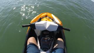 8. #4 Sea-Doo spark review