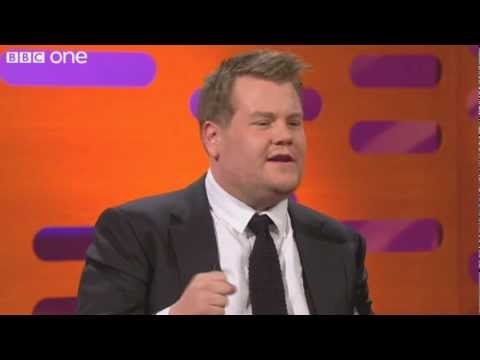 james corden - More about this programme: http://www.bbc.co.uk/programmes/b017yknq James Corden chats about forming his own boy bands when he was younger.