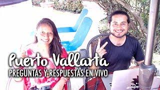 Resolvemos las preguntas más frecuentes de Puerto Vallarta, damos algunos tips extra de qué no hacer en Puerto Vallarta, un anuncio acerca del canal y también saludos a las personas que nos los han solicitado.