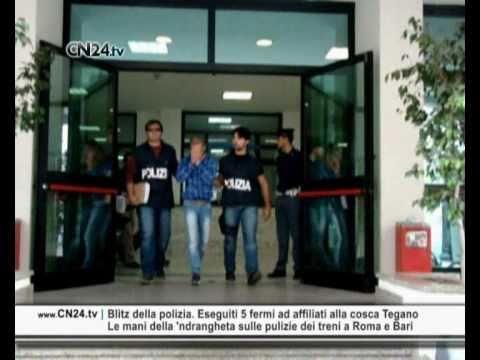 """12 arrestati del clan Lo Bianco nell'operazione """"The Goodfellas"""""""