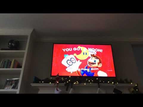 Super Mario odesey part 1 walkthrough
