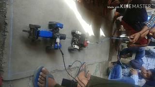 Toy tractor tochan Arjun vs John dree vs sawraj 855 tractor Ace vs 855