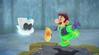 Video Super Luigi Odyssey Walkthrough Part 7 - Snow Kingdom + Shiveria MP3, 3GP, MP4, WEBM, AVI, FLV Februari 2019