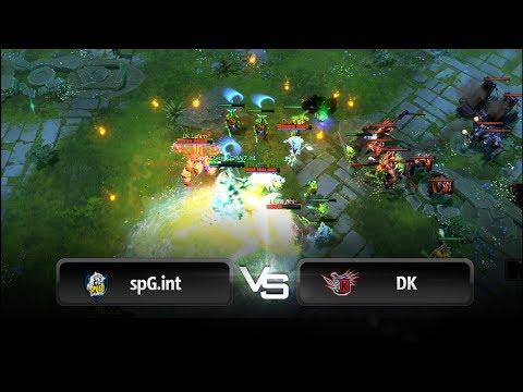 Crazy final team fight spG.int vs DK @ MLG Columbus